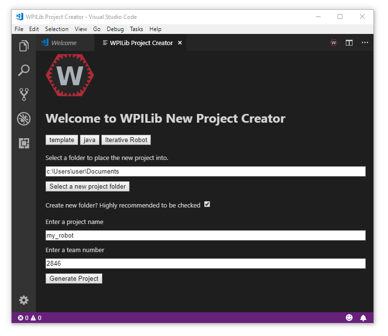 vsc_program_creator