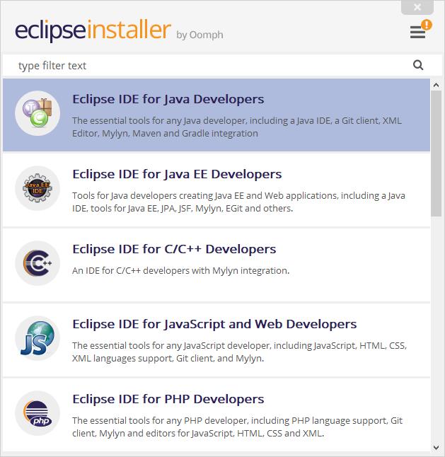 eclipse_install_installer