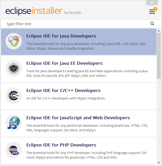 eclipse_install_installer