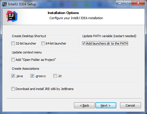 Installing IntelliJ | FirstMnCsa